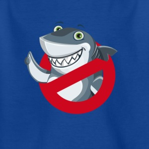 hai comic no banned funny kids NO HAI fish sym - Kids' T-Shirt
