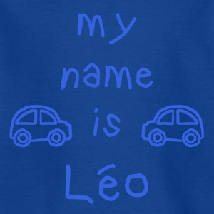 LEO MY NAME IS - T-shirt Enfant