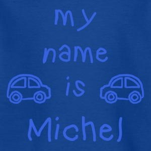 MICHEL IST MEIN NAME - Kinder T-Shirt