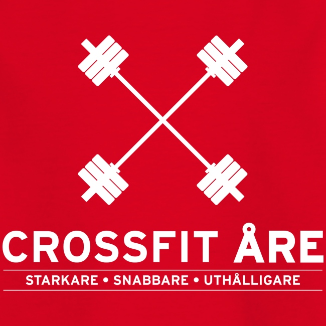 crossfit are logo vit