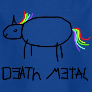 death metal - Kinderen T-shirt