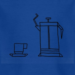 French Press - Kids' T-Shirt