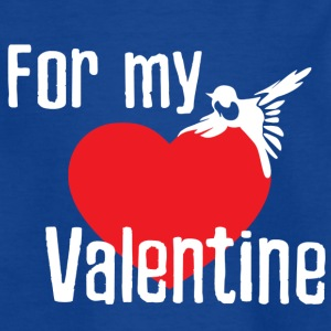 For My Valentine - T-shirt barn