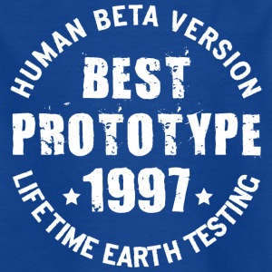 1997 - The birth year of legendary prototypes - Kids' T-Shirt