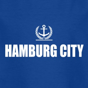 Hamburg - Kids' T-Shirt