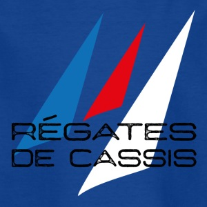 Regates DE CASSIS - Kids' T-Shirt