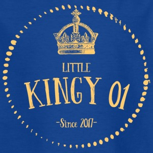 Little KINGY 01 - Kids' T-Shirt