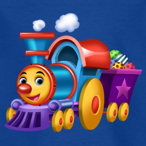 Arthur Petite Collection train - T-shirt Enfant