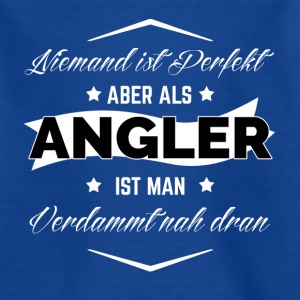 ANGLER - Kinder T-Shirt