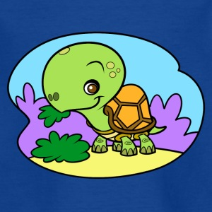 Tiny Turtle - Kinder T-Shirt