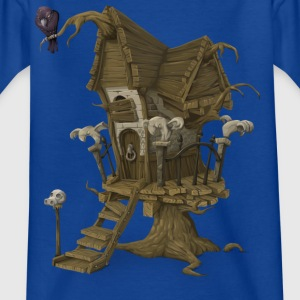 tree house - Kids' T-Shirt
