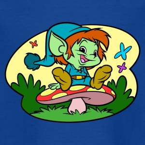 Tiny Elf - Kinderen T-shirt