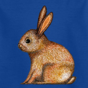 Osterhase Hase Ostern - Kinder T-Shirt