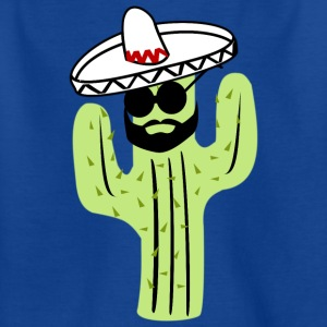 cactus Man - Kids' T-Shirt