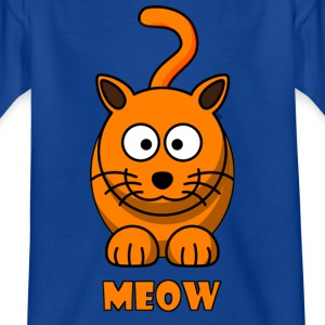 cat - Kids' T-Shirt