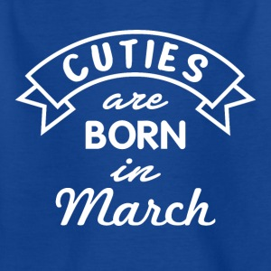 Birthday March - Kids' T-Shirt