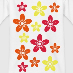 Flowers - Flower - all colors - Kids' T-Shirt
