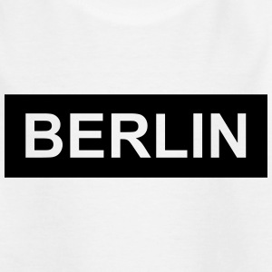 Berlin - T-shirt Enfant