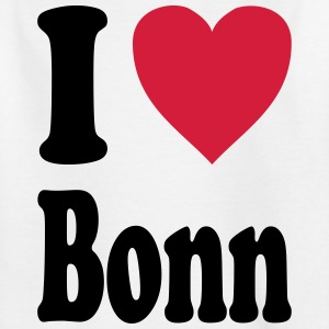 I love Bonn - Kinder T-Shirt