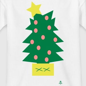 Christmas tree - Kids' T-Shirt