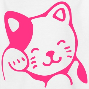 Kitty the Cat - Child Collection - Kids' T-Shirt