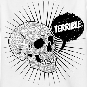 The terrible friends - Kids' T-Shirt