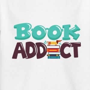 Book Addict - Kinder T-Shirt