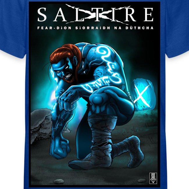 Saltire Invasion Gaelic