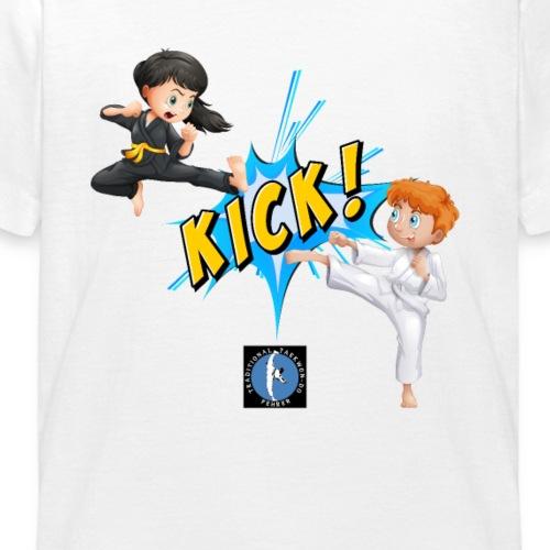 Kids Kick Animation - Kinder T-Shirt