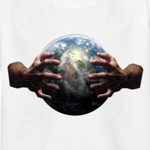 Planet ball - T-shirt Enfant
