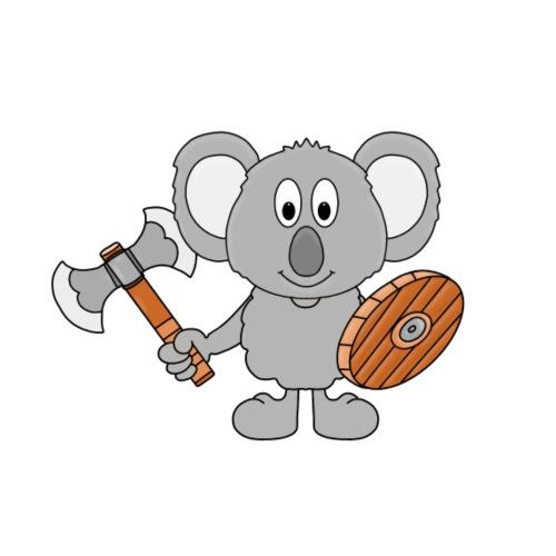 KOALA - WIKINGER - MEER - SEE - TIER - KINDER - Kinder T-Shirt