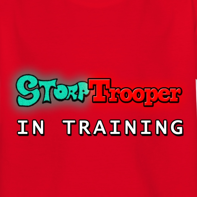 Storp Trooper in training png
