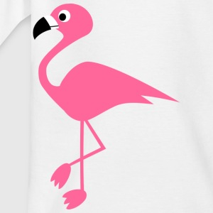 flamingo - T-skjorte for barn