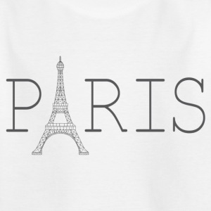 I love Paris - Kinder T-Shirt