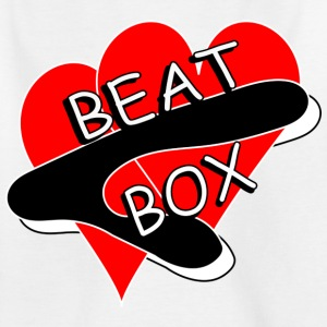 Beat Box! - Kinderen T-shirt