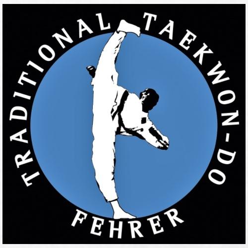 Taekwon Do Logo - Kinder T-Shirt