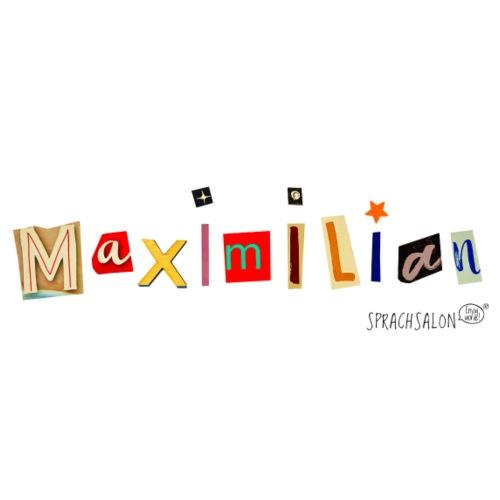 Maximilian - Namensshirt