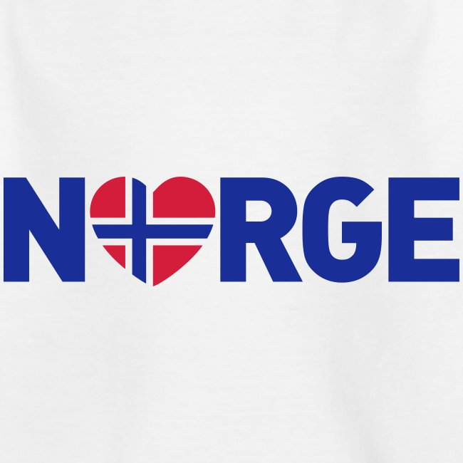 «Elsker Norge» fra Det norske plagg