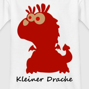 The little dragon - Kids' T-Shirt