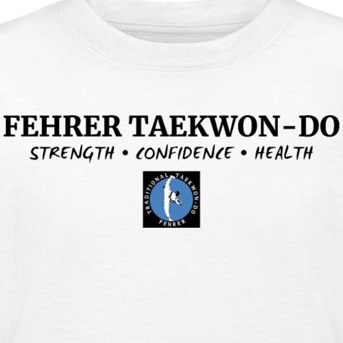 Strength, Confidence, Health - Kinder T-Shirt