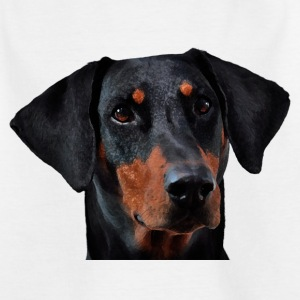dobermanpinscher - T-shirt barn