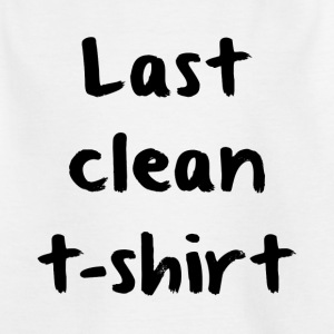 Last Clan T-shirt - Kids' T-Shirt
