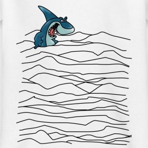 Sharky - Kinder T-Shirt