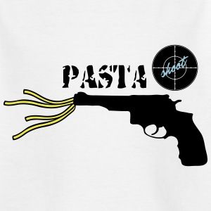 Logo_pastashoot - Kids' T-Shirt