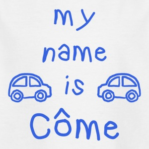 COME MY NAME IS - Kids' T-Shirt