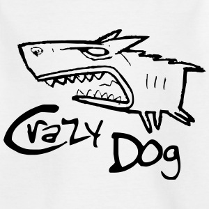 crazy dog ​​1 - T-shirt Enfant