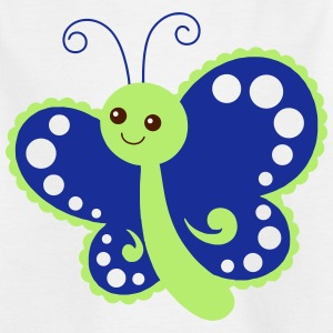 Sweet Butterfly - Kinderen T-shirt