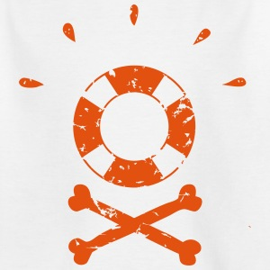 Piraten-Rettung - Kinder T-Shirt