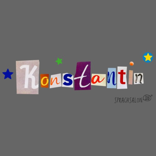 Konstantin - Namensshirt