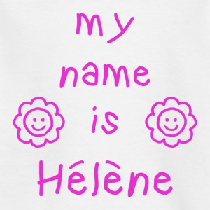 HELENE MY NAME IS - Kids' T-Shirt